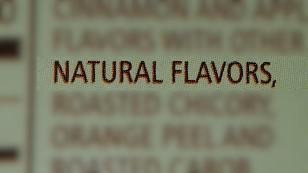 Natural Flavors?