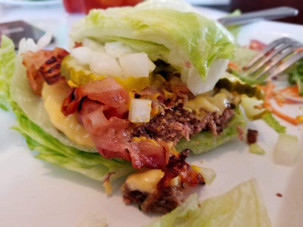 Burger on Sunset