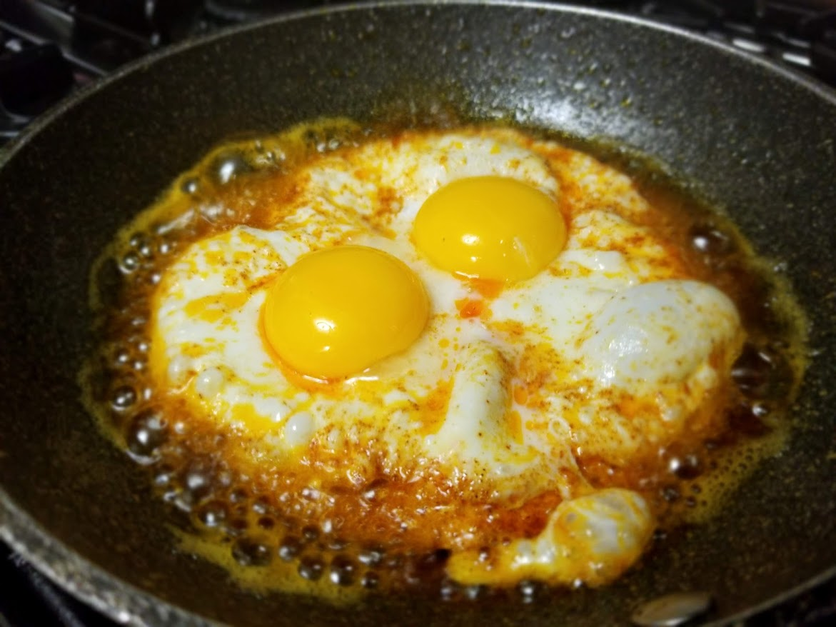 Mister Coach's Best Fried Eggs
