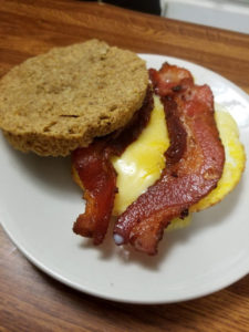 Bacon Egg Cheese Sandwich